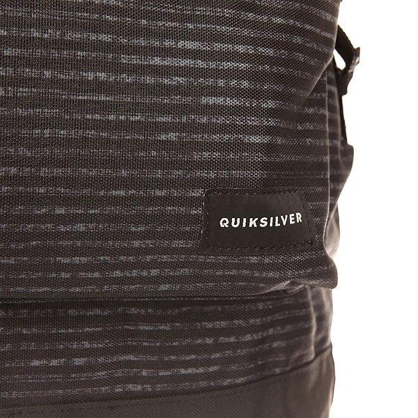Рюкзак городской Quiksilver Everyday Edit Black
