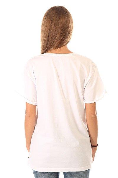 Футболка женская Roxy White Jimi Tee White
