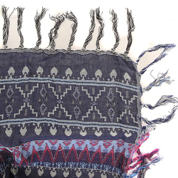 Платок женский Roxy Easy Sayra Blue Print