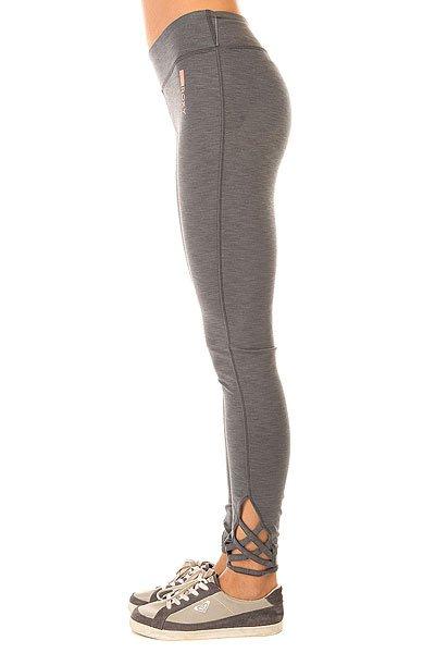 Штаны спортивные женские Roxy Milhow Pant Charcoal Heather