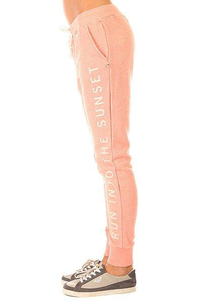 Штаны спортивные женские Roxy Skin J Otlr Peach Amber