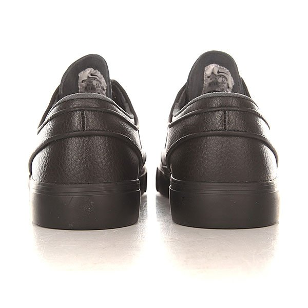 Кеды низкие Nike Zoom Stefan Janoski l Black/Black/Anthracite