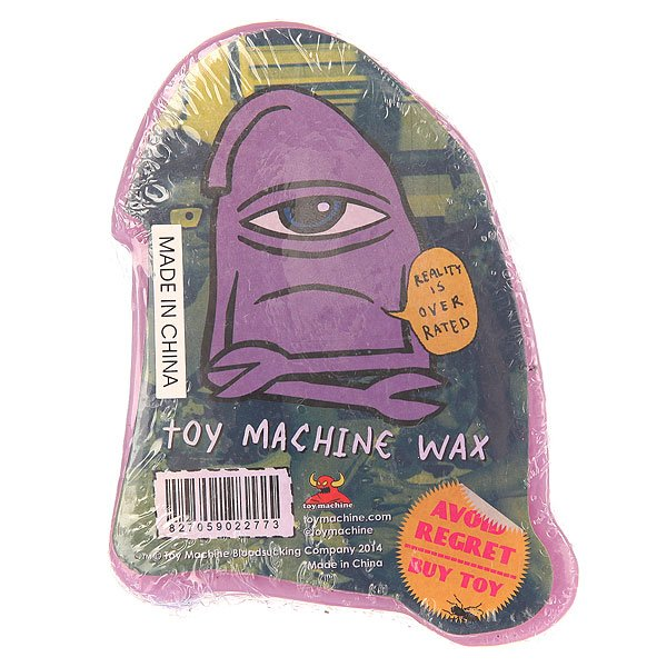 Парафин Toy Machine Waxtm0001 Wax Orange