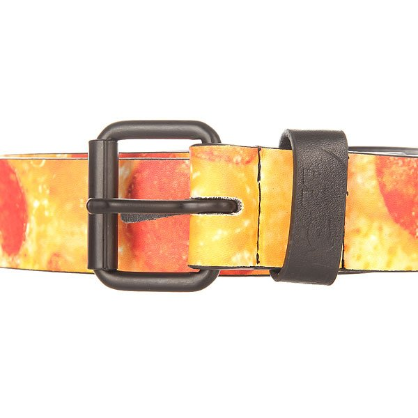 Ремень Neff Pizza Belt Yellow