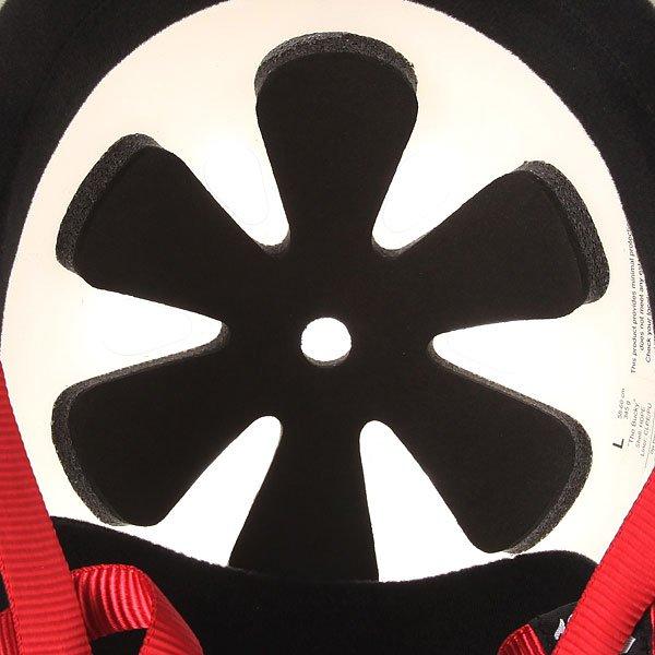 Шлем для скейтборда Pro-Tec Bucky Trans White