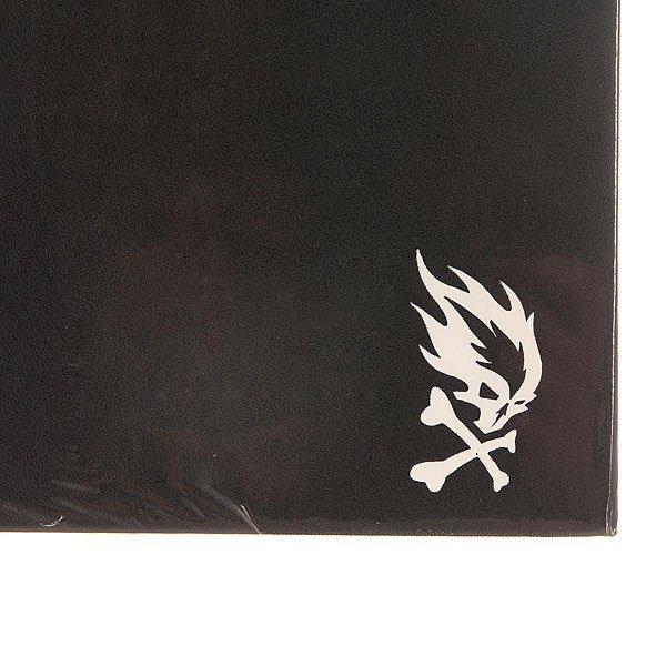 Скетчбук Pyromaniac A4 Landscape Black