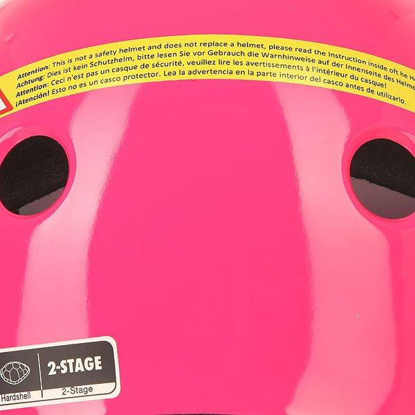 Шлем для скейтборда Pro-Tec Classic Skate Punk Pink
