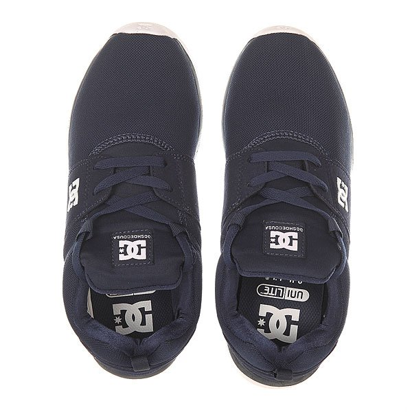 Кроссовки DC Heathrow True Navy