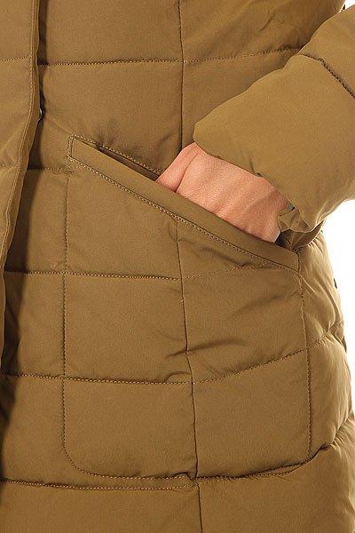 Куртка зимняя женская Roxy Indi J Jckt Military Olive