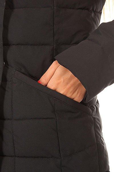 Куртка зимняя женская Roxy Indi J Jckt True Black