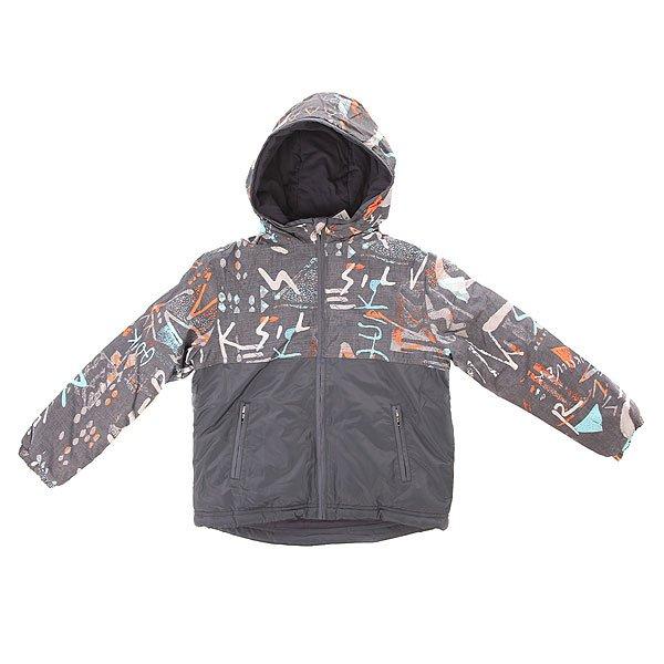 Куртка зимняя детская Quiksilver Proteajackyouth B Jckt Navy Blazer