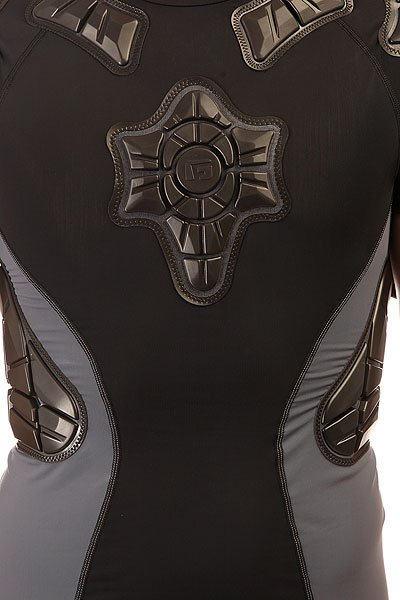 Защита G-Form Pro-x Compression Shirt Black/Grey