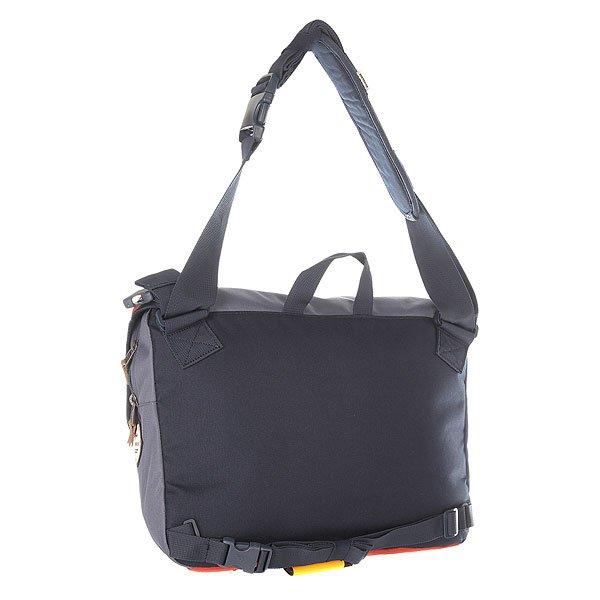 Рюкзак школьный Quiksilver Carrier Barn Red