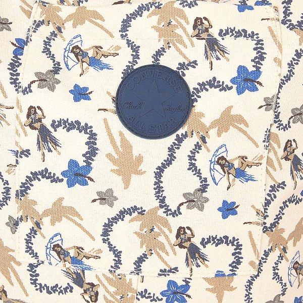 Сумка через плечо Converse Sling Tote White/Blue