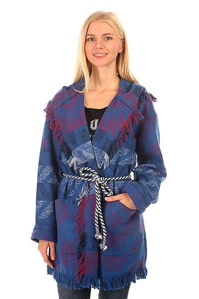 Куртка женская Roxy Santa Outlands Palace Blue