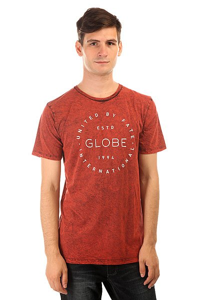 Футболка Globe Perry Tee Chilli Acid