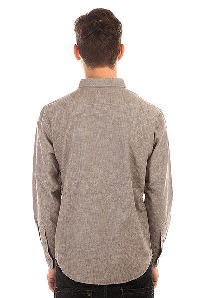 Рубашка Globe Goodstock Shirt Grey