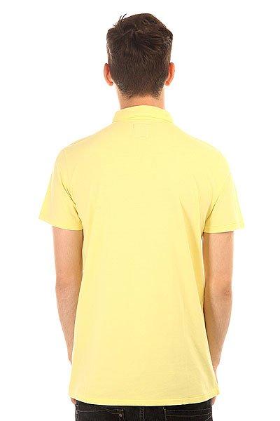 Поло Globe Mitchell Polo Acid Yellow