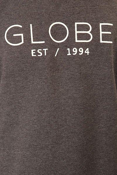 Толстовка свитшот Globe Mod Crew Ii Black Marle