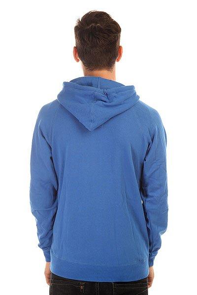 Толстовка с наушниками Globe Southpaw Zip Hoodie Oxide Blue