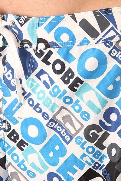 Шорты пляжные Globe Matrix Boardie Blue