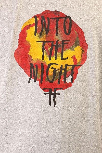 Футболка Fallen Into The Night Heat Grey