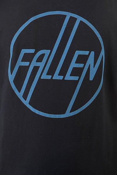 Футболка Fallen Luxe Mid Blue/Sky