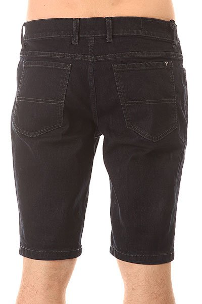 Шорты джинсовые Fallen Winslow Short Indigo Black