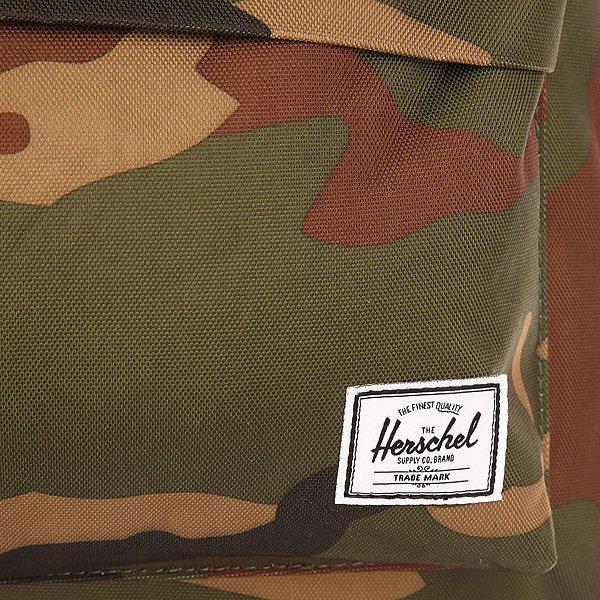 Рюкзак городской Herschel Classic Woodland An Camo