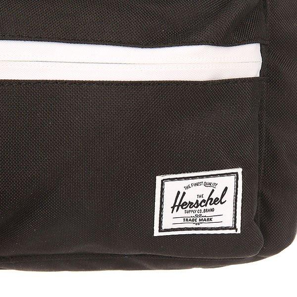 Сумка поясная Herschel Seventeen Black