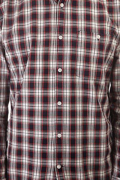 Рубашка в клетку DC Atura 3 Atura Varsity Blue