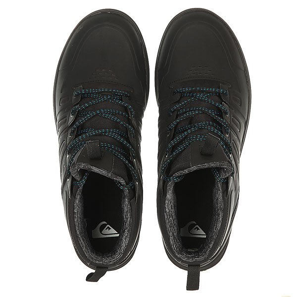 Ботинки высокие Quiksilver Patrol Mid Black/White