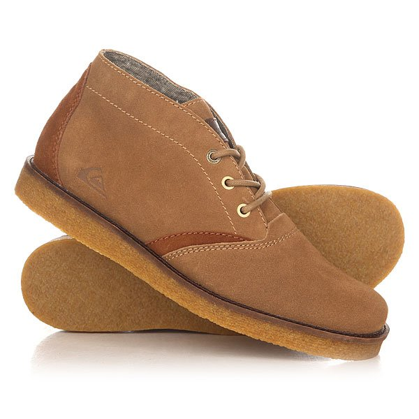 Ботинки высокие Quiksilver Harpoon M Boot Brown