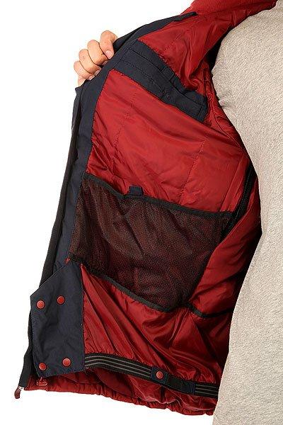 Куртка Quiksilver Mission Color Navy Blazer