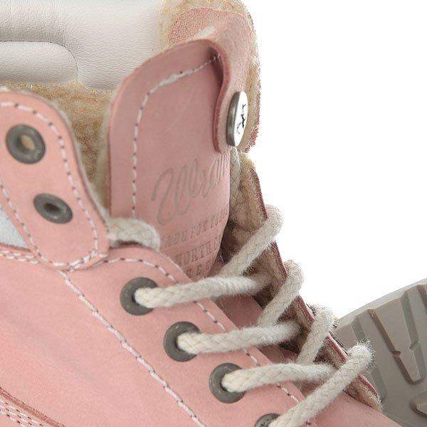 Ботинки зимние женские Wrangler Creek Fur Pink