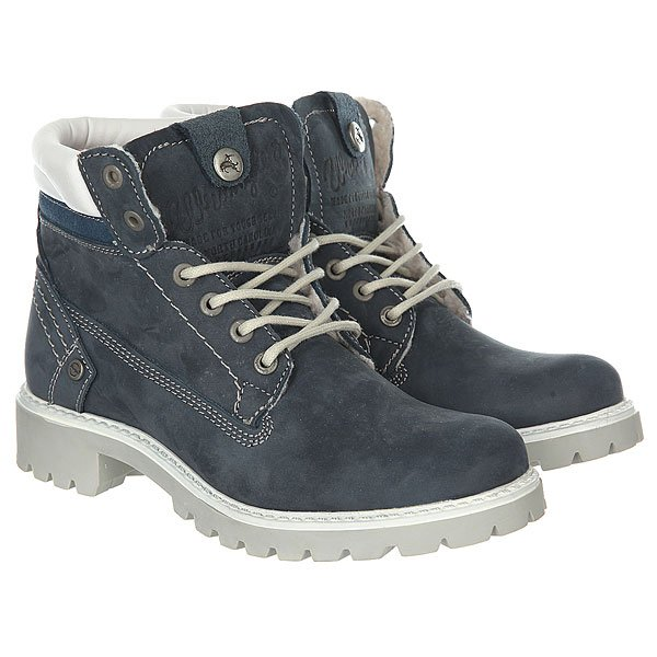 Ботинки зимние женские Wrangler Creek Fur Jeans