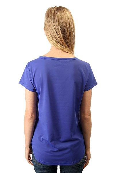 Футболка женская Roxy Kaliska Royal Blue
