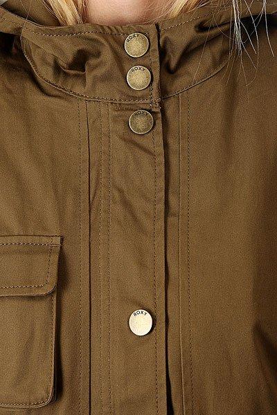 Куртка зимняя женская Roxy Aleho Military Olive