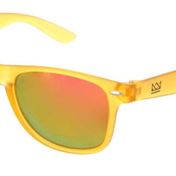 Очки Nomad Sunglasses Gold