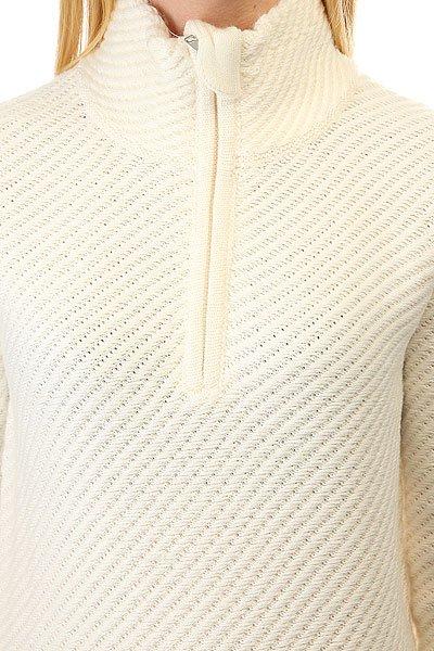 Свитер женский Roxy Rxxcourregesfl Bright White