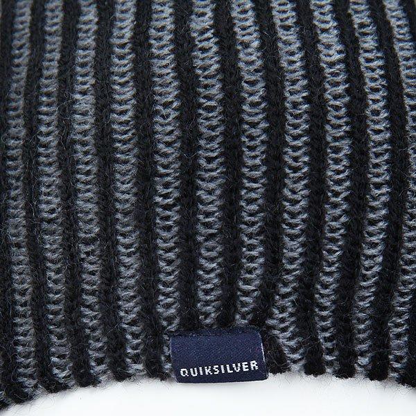 Шапка носок детская Quiksilver Preference Black