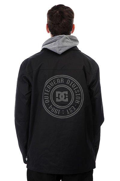 Куртка DC Cash Only Black