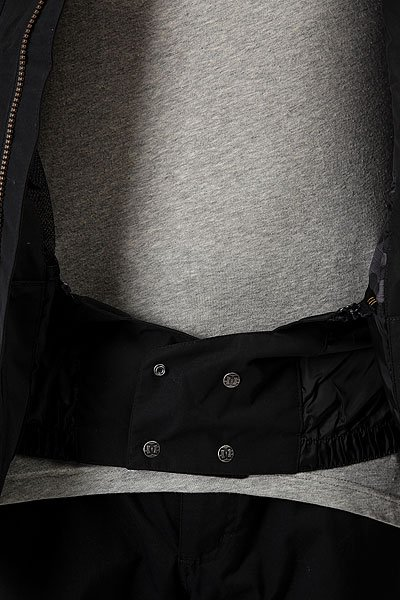 Куртка DC Summit Black