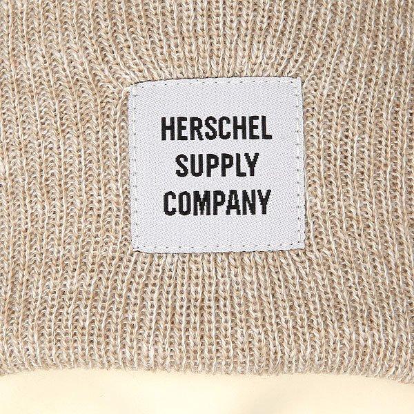 Шапка Herschel Abbott Heathered Oatmeal