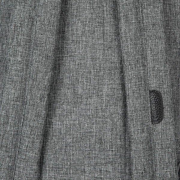 Рюкзак городской Herschel Heritage Raven Crosshatch/Black/Black Pebbled Leather