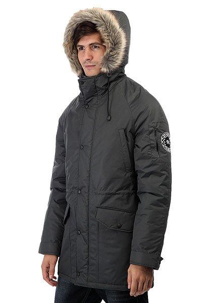 Куртка парка Anteater Alaska Grey