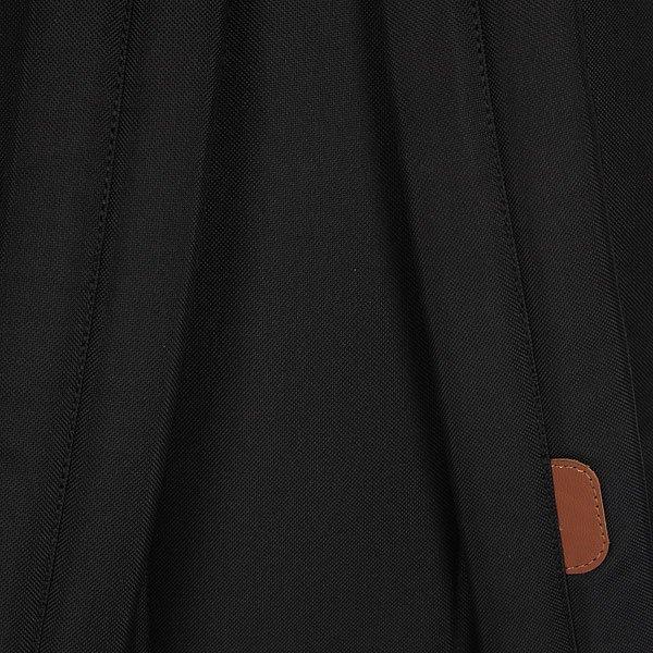Рюкзак городской Herschel Pop Quiz Black/Tan Synthetic Leather