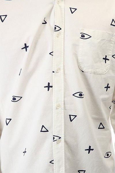 Рубашка Quiksilver Eyeforaneyeshir Snow White