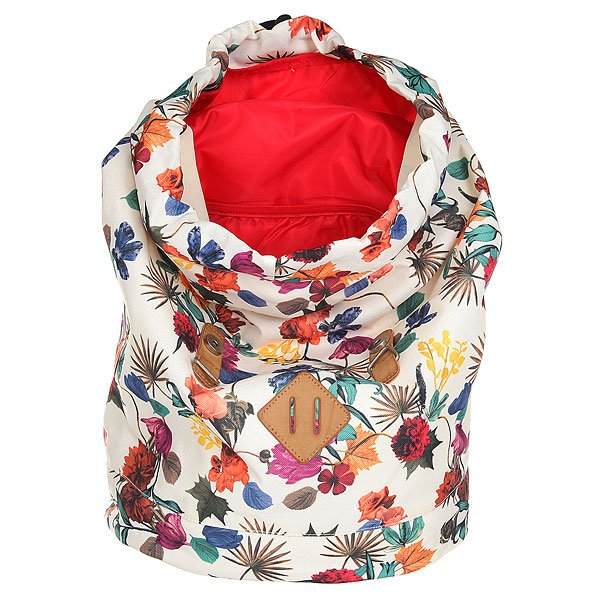 Рюкзак туристический The Pack Society Premium Backpack Multicolor Flower Allover