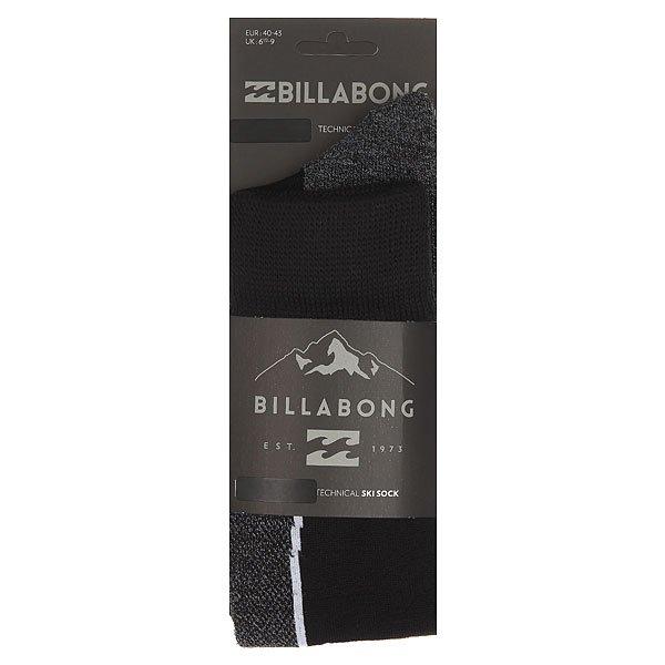 Носки сноубордические Billabong Premium Merino Socks Black